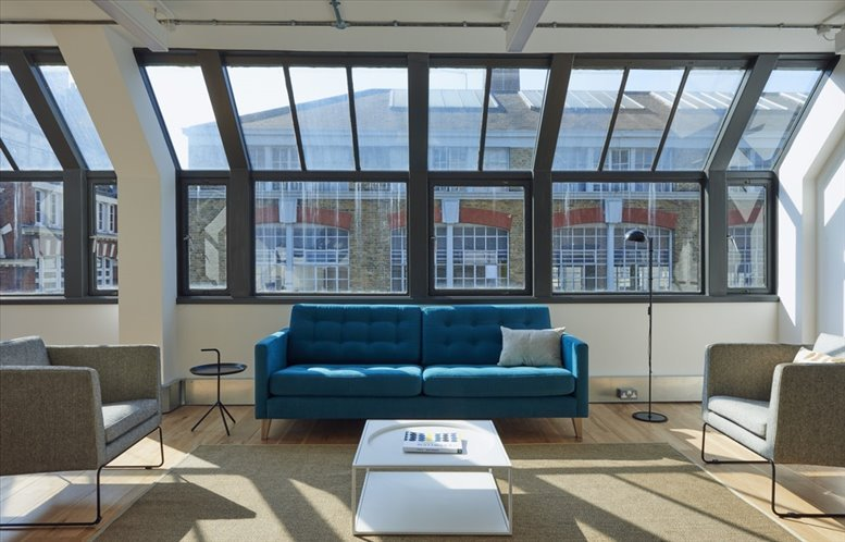 Picture of 100 Clifton Street Office Space for available in Shoreditch
