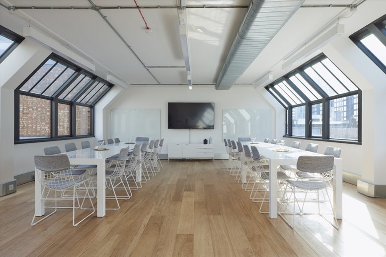 Image of Offices available in Shoreditch: 100 Clifton Street