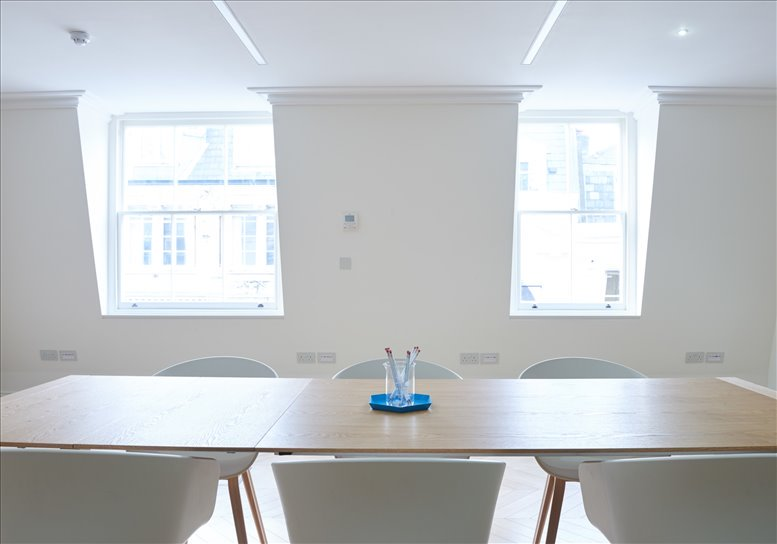 Photo of Office Space on Aspen House, 25 Dover Street Mayfair