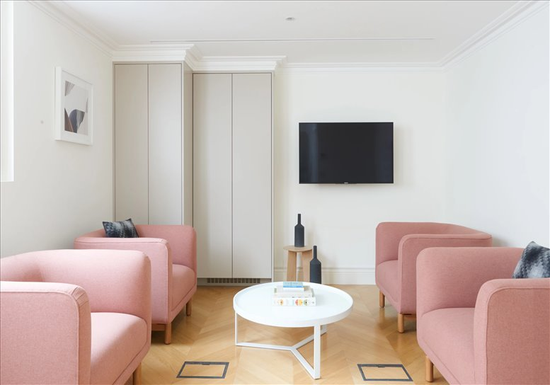 Image of Offices available in Mayfair: Aspen House, 25 Dover Street
