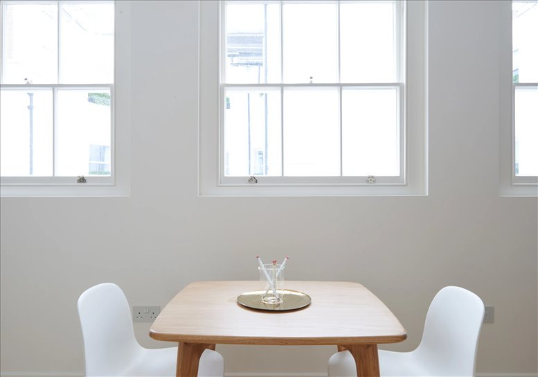 Mayfair Office Space for Rent on Aspen House, 25 Dover Street