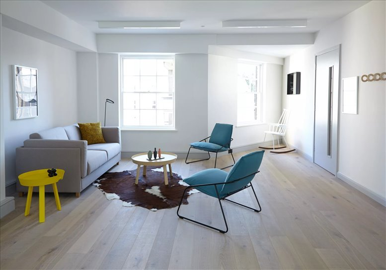 Image of Offices available in Clerkenwell: 38 Rosebery Avenue, Clerkenwell