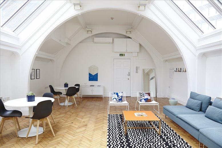 Photo of Office Space on Staple Inn Buildings, 4 High Holborn, Holborn High Holborn