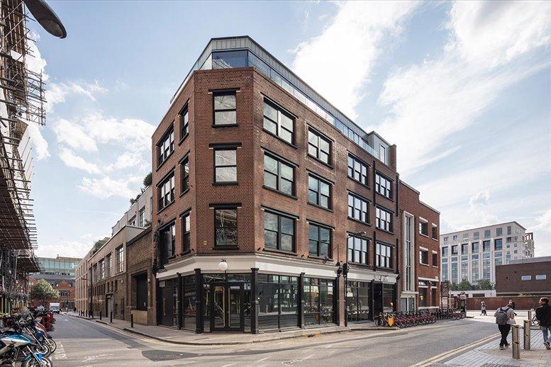 15 Crinan Street, London Office Space Kings Cross