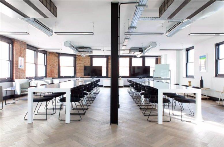 Photo of Office Space on 15 Crinan Street, London Kings Cross