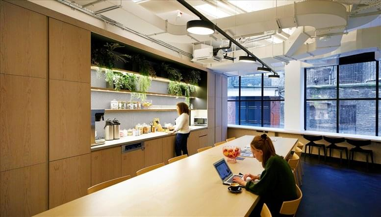 Picture of 16-19 Eastcastle Street, Fitzrovia Office Space for available in West End
