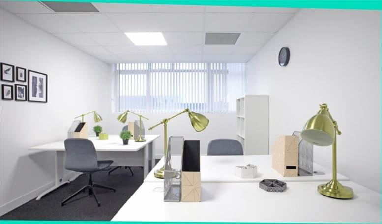 Picture of Ability House, 121 Brooker Road, Waltham Abbey Office Space for available in Loughton