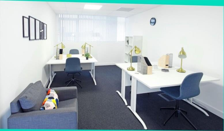 Office for Rent on Ability House, 121 Brooker Road, Waltham Abbey Loughton