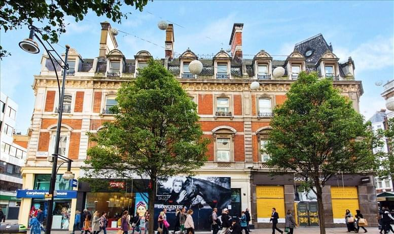 411-413 Oxford Street, Mayfair Office Space Oxford Circus