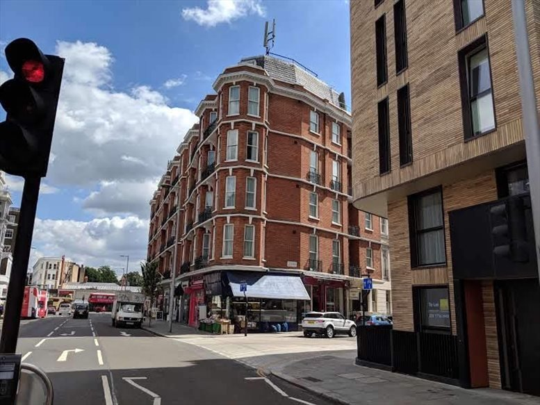 Image of Offices available in South Kensington: 21 Harrington Road