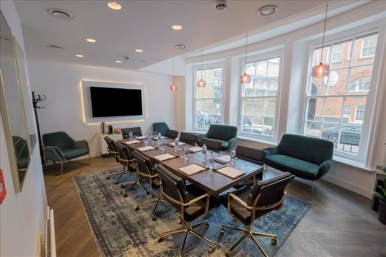 Rent Chelsea Office Space on 31 Draycott Avenue, Chelsea