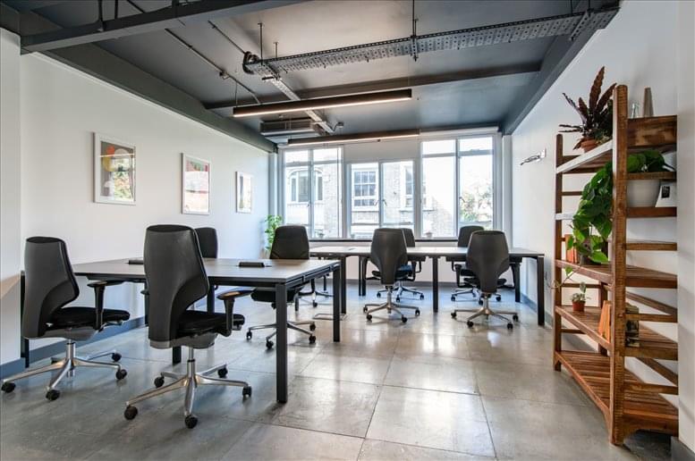 35 Luke Street, Hackney Office Space Old Street