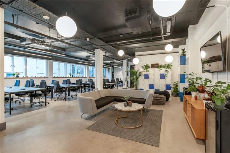 Photo of Office Space on 35 Luke Street, Hackney Old Street