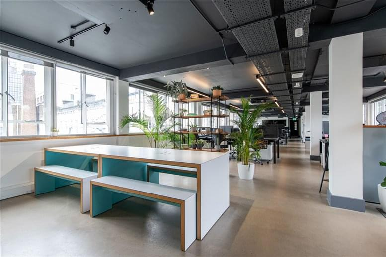 Image of Offices available in Old Street: 35 Luke Street, Hackney