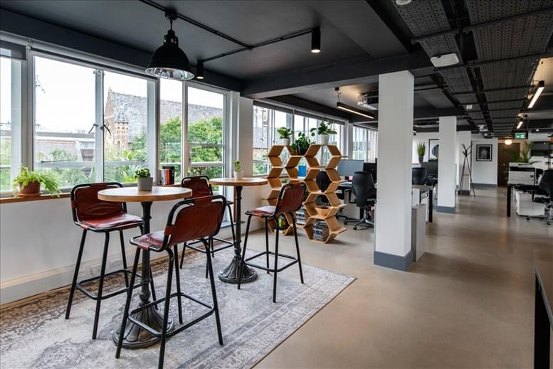 Old Street Office Space for Rent on 35 Luke Street, Hackney