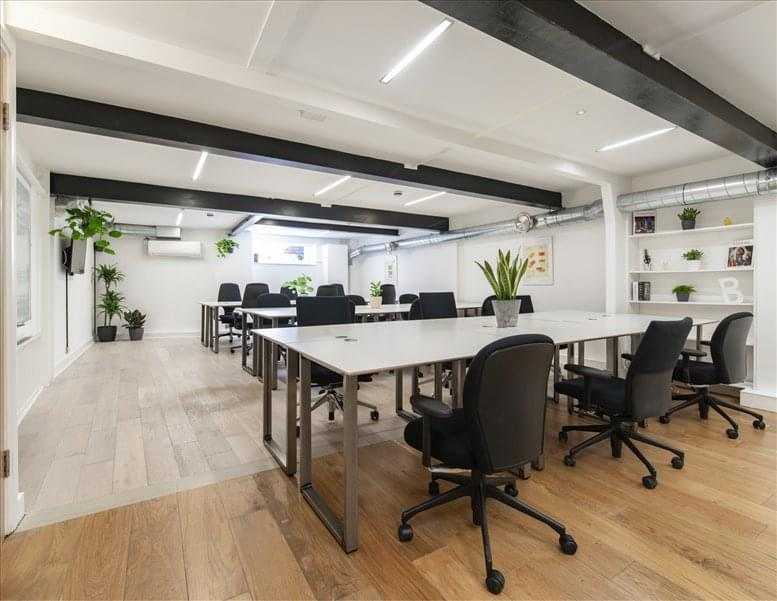 208 Brick Lane Office Space Shoreditch