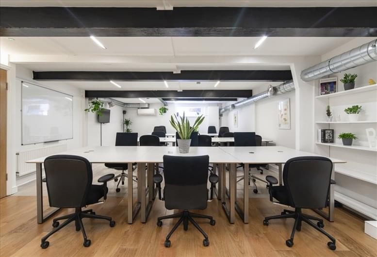 208 Brick Lane Office for Rent Shoreditch