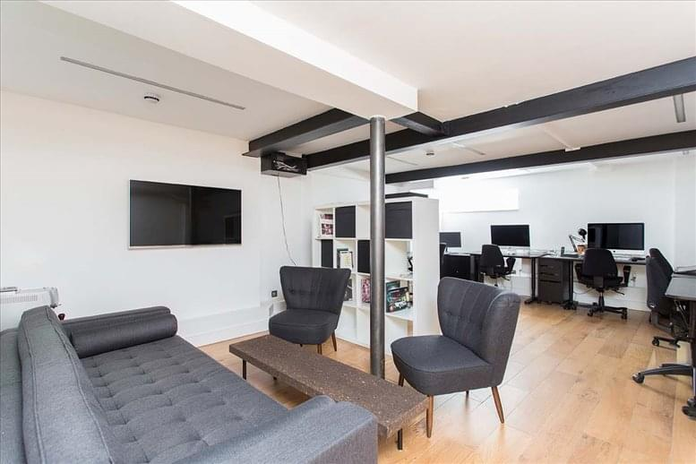 Office for Rent on 208 Brick Lane Shoreditch