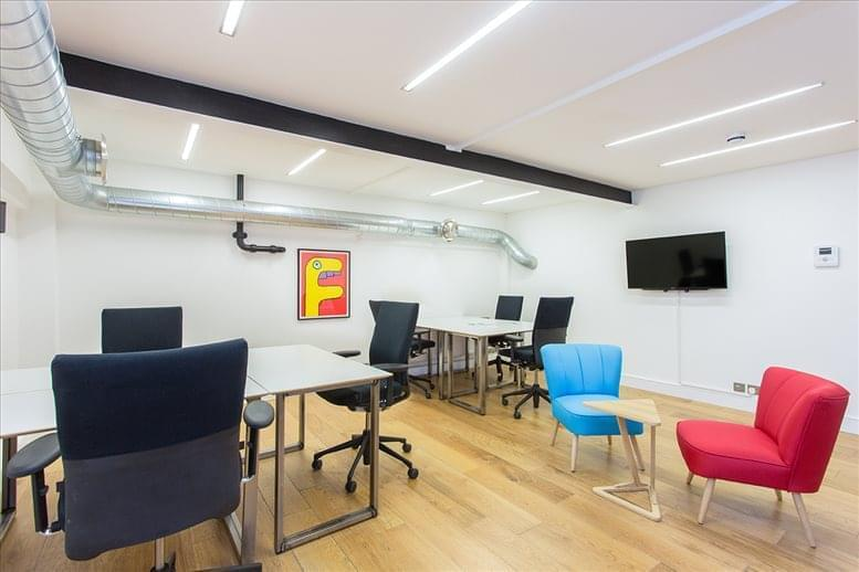Image of Offices available in Shoreditch: 208 Brick Lane