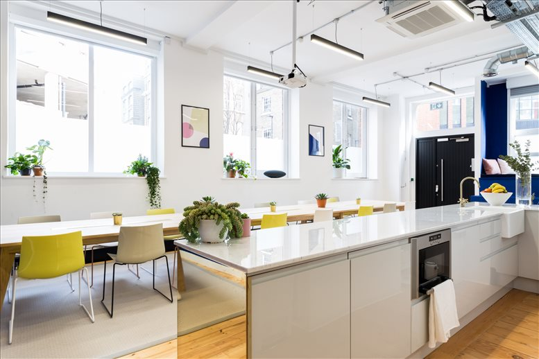 24 Ray Street, London Office for Rent Clerkenwell