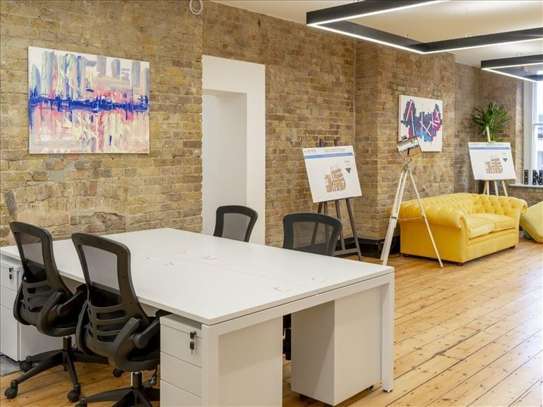 Photo of Office Space on 91-93 Great Eastern Street, Hackney Shoreditch