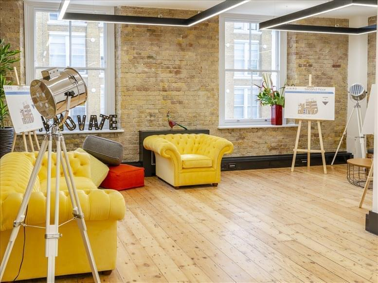 Image of Offices available in Shoreditch: 91-93 Great Eastern Street, Hackney