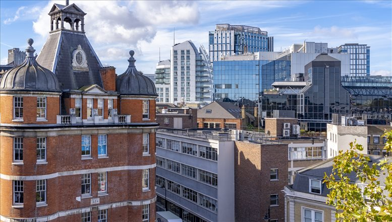 Rent Shoreditch Office Space on 91-93 Great Eastern Street, Hackney
