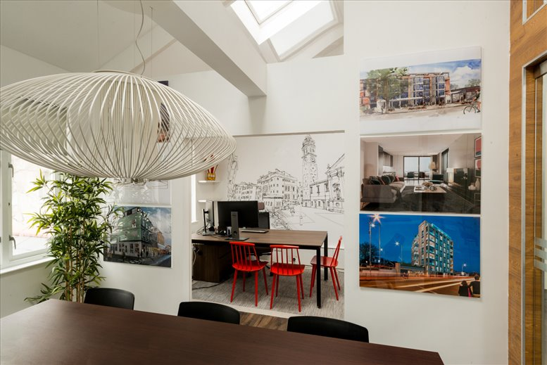 Office for Rent on 27A Pembridge Villas, Bayswater Bayswater