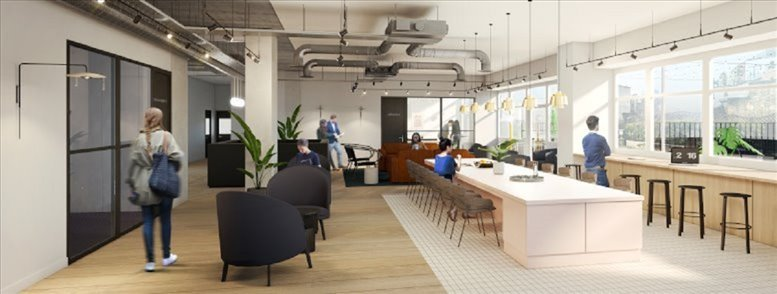 Picture of Orion House, 5 Upper St Martins Lane, Covent Garden Office Space for available in Covent Garden