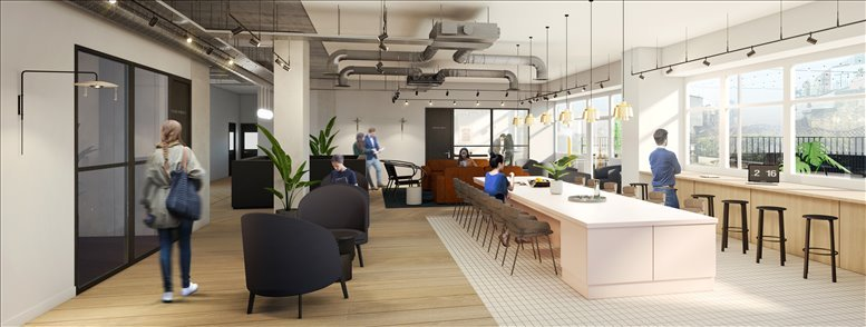 Image of Offices available in Covent Garden: Orion House, 5 Upper St Martins Lane, Covent Garden