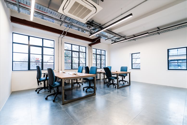 Photo of Office Space available to rent on Gnome House, 7 Blackhorse Lane, Walthamstow