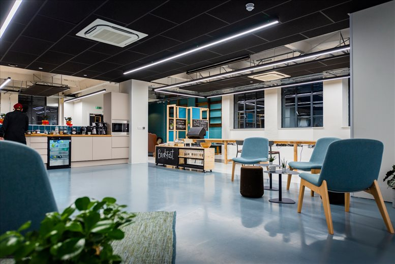 Walthamstow Office Space for Rent on Gnome House, 7 Blackhorse Lane