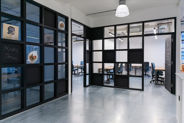 Rent Walthamstow Office Space on Gnome House, 7 Blackhorse Lane