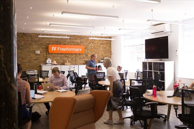 Office for Rent on 19-21 Hatton Garden, Farringdon Chancery Lane