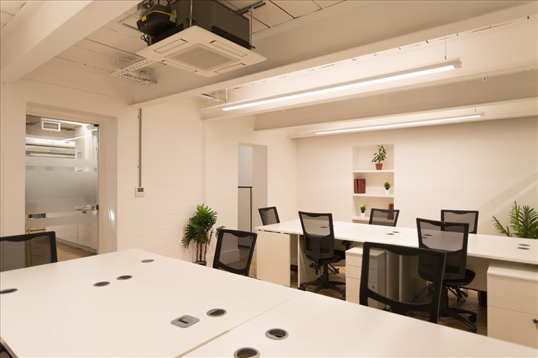 Picture of 19-21 Hatton Garden, Farringdon Office Space for available in Chancery Lane