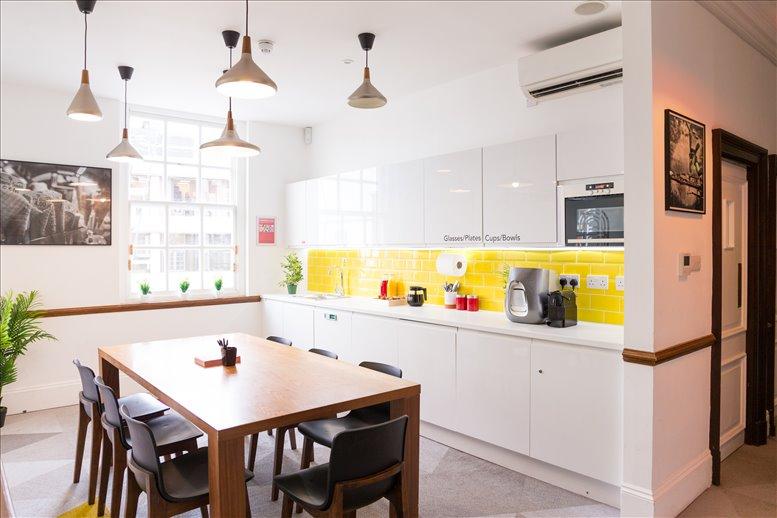 Rent Chancery Lane Office Space on 19-21 Hatton Garden, Farringdon