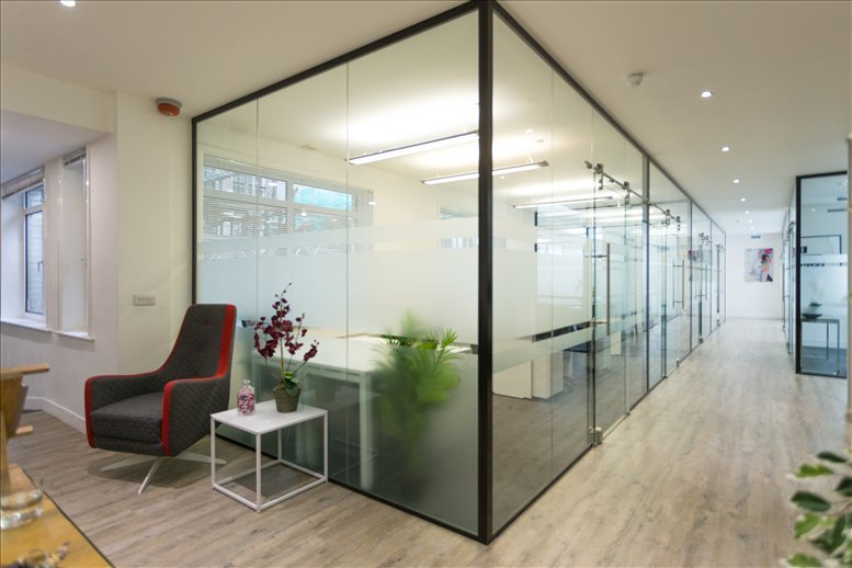 Photo of Office Space available to rent on 19-21 Hatton Garden, Farringdon, Chancery Lane