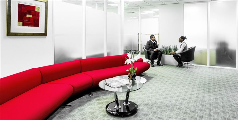 Image of Offices available in Canary Wharf: 5 Harbour Exchange, Isle of Dogs