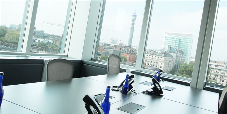 Photo of Office Space on Evergreen House, Grafton Place, Euston Road Euston