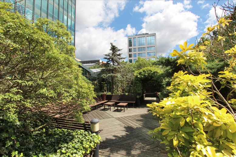 Rent Euston Office Space on Evergreen House, Grafton Place, Euston Road