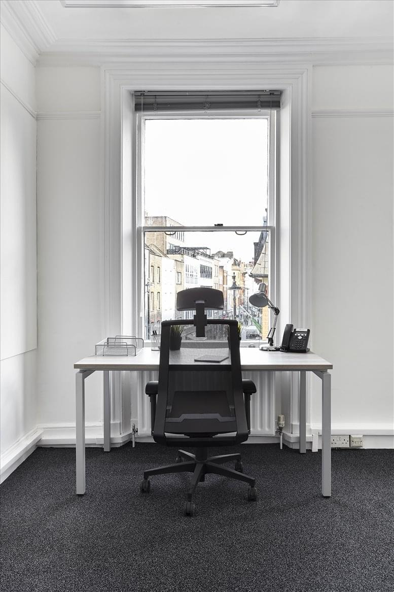 Rent Soho Office Space on 79 Wardour Street