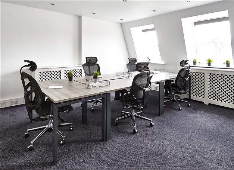 Picture of 11 Greek Street, West End Office Space for available in Soho