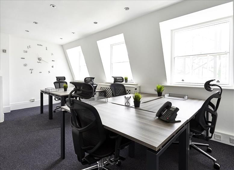 Image of Offices available in Soho: 11 Greek Street, West End