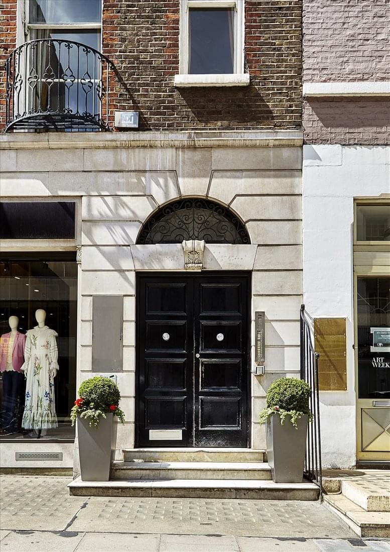 28 Bruton Street, Mayfair available for companies in Mayfair