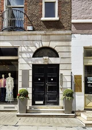 Photo of Office Space on 28 Bruton Street, Mayfair - Mayfair