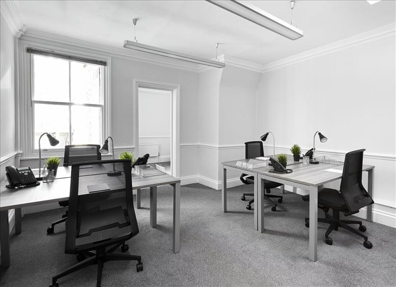 54 Poland Street available for companies in Soho