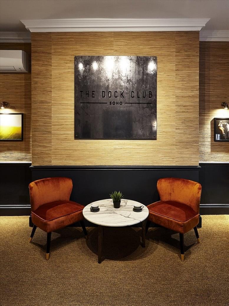 54 Poland Street Office Space Soho