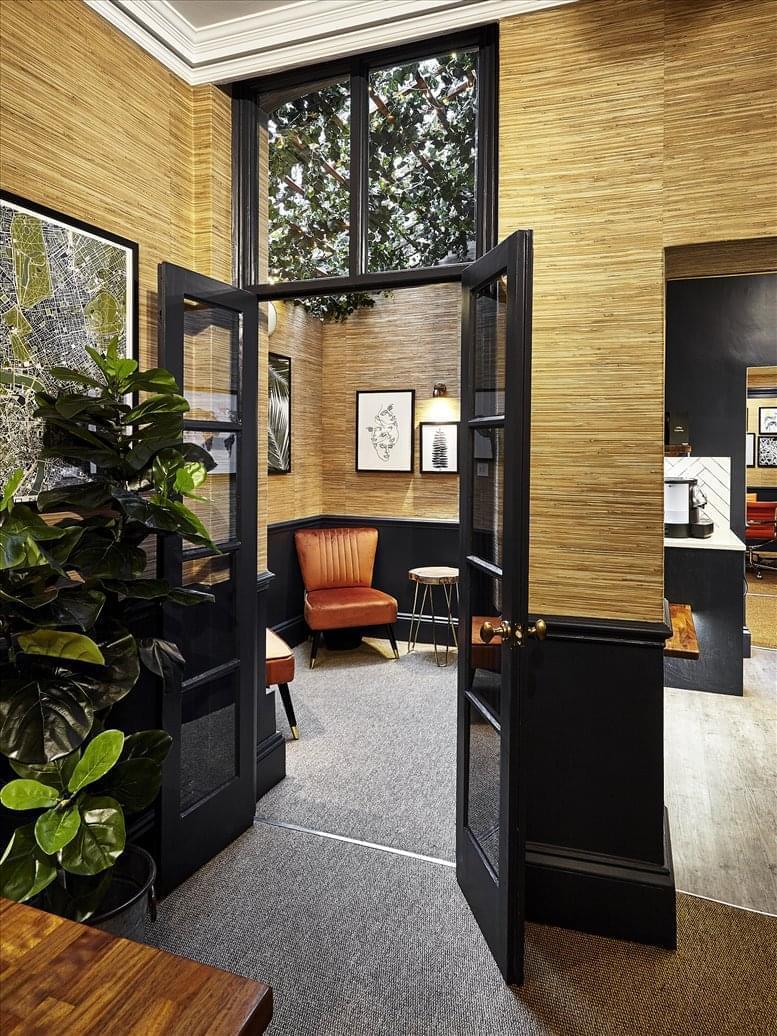 54 Poland Street Office for Rent Soho
