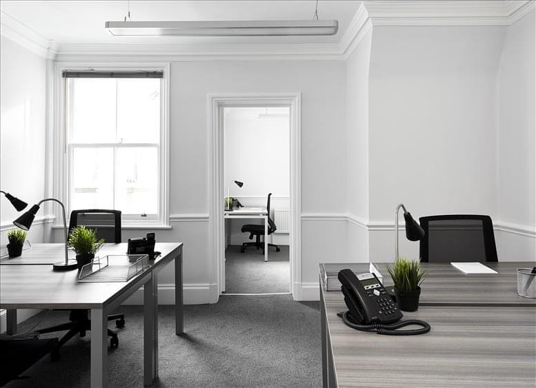 Photo of Office Space on 54 Poland Street Soho