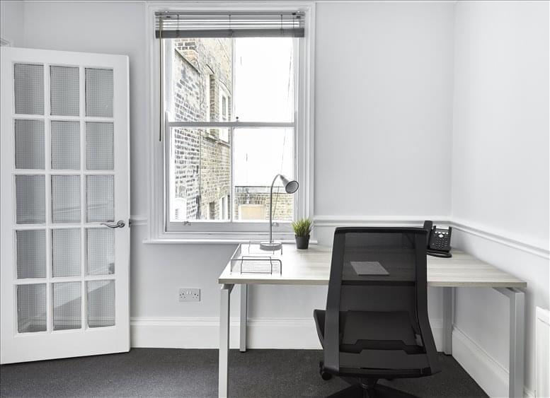 Picture of 54 Poland Street Office Space for available in Soho